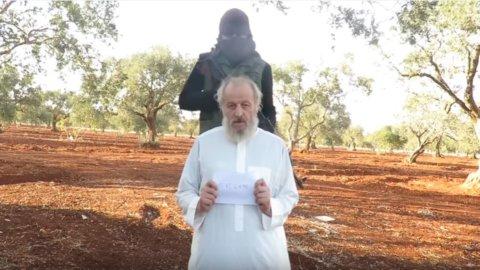 """Italiano rapito in Siria, l'appello: """"Salvatemi"""""""