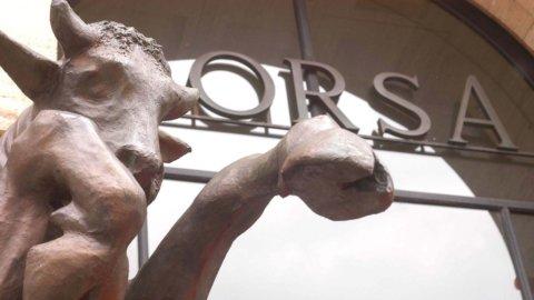 Fca, banche e costruzioni danno sprint alla Borsa: Ftse Mib oltre 20 mila