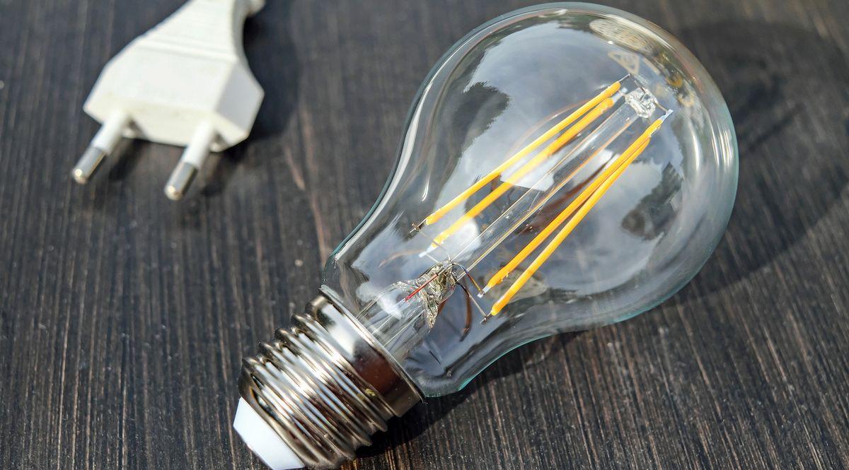 rappresentazione dell'energia elettrica
