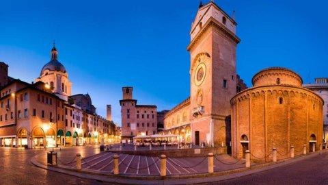 Da Mantova al Palato Italiano, qualità della vita e della tavola di Natale (VIDEO)