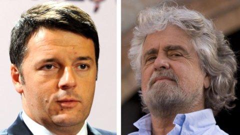 Renzi e M5S: su Atac e vaccini scontro al calor bianco