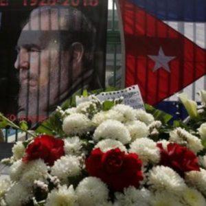 Cuba, conclusi i funerali di Castro (VIDEO)