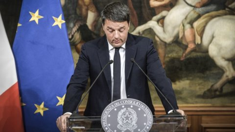 Referendum: stravince il No, Renzi si dimette