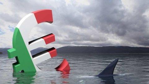 Dbrs taglia rating Italia a BBB