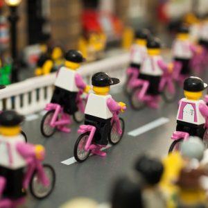 Roma ospita City Lego®: 7 milioni di mattoncini la riproducono