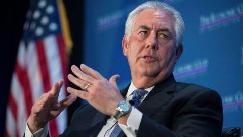 Trump sceglie il segretario: è Tillerson, ceo di Exxon
