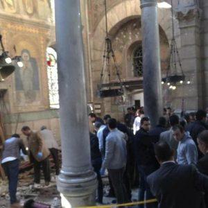 Esplosione al Cairo: almeno 25 morti