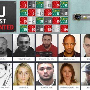 Europol: rilancia la lista dei latitanti più ricercati d'Europa: 3 gli italiani