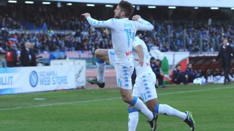 Inter e Napoli non tradiscono e Mertens dà spettacolo