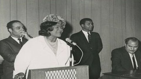 Mahalia Jackson, la voce che accompagnava Martin Luther King