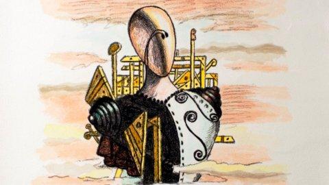 Giorgio de Chirico – Quell'uom di multiforme ingegno