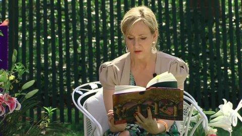Harry Potter e la ricchezza di JK Rowling