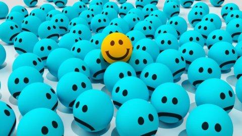 Cresce la felicità nel mondo, ma l'Italia è il Paese meno ottimista