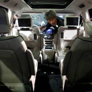Fca presenta a Las Vegas l'auto automatica