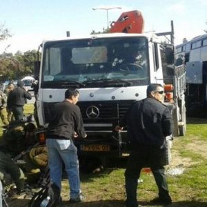 Gerusalemme, camion uccide 4 soldati (VIDEO)