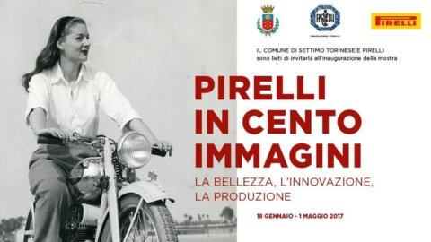 Pirelli in cento immagini: si inaugura la mostra a Settimo Torinese