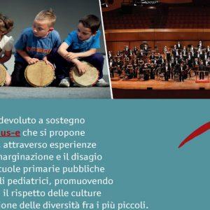 L'Accademia di Santa Cecilia per Mus-e ROMA ONLUS