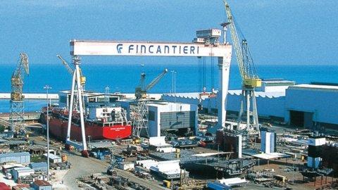 St Nazaire: sì Fincantieri ma sotto il 50%