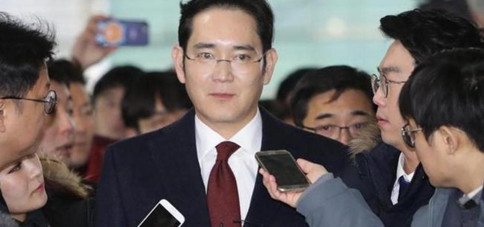 Samsung, il padrone rischia 12 anni di galera