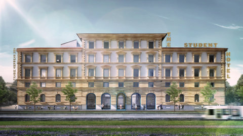 Student Hotel a Firenze: 40mln da Mps, Unicredit e Crédit Agricole