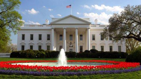 Trump entra alla Casa Bianca: alle 18 il giuramento