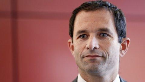 Francia, Hamon sfida Valls