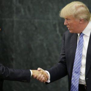 Messico e nuvole alla Casa Bianca