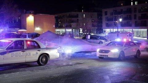 Canada, attentato in moschea: 6 morti
