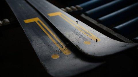 Pirelli lancia lo sci di mescola e titanio (VIDEO)