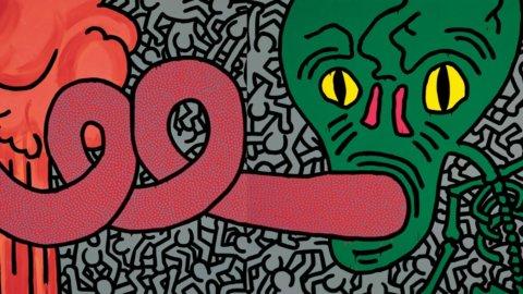 Milano, Keith Haring a Palazzo Reale