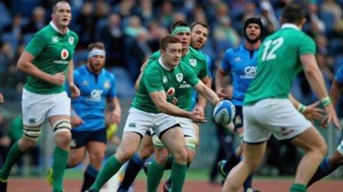 Rugby, 6 Nazioni: Italia ko con Irlanda