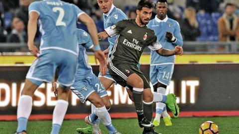 Il pari tra Lazio e Milan fa sorridere l'Inter