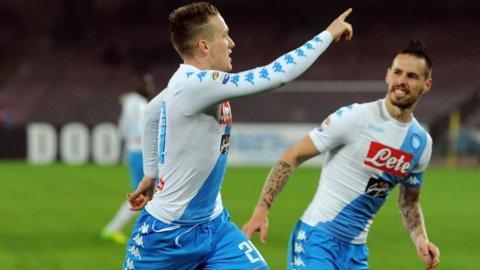 Inter-Napoli, il big match delle deluse