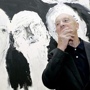 Sotheby's, Londra: profumo di record per Georg Baselitz