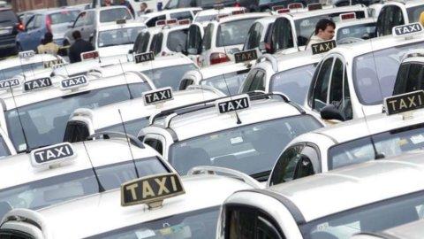 Taxi: sciopero nazionale fino alle 22