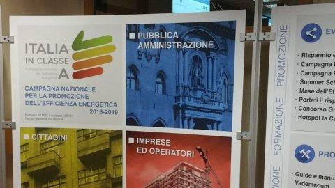 Italia in Classe A: Enea e Mise premiano FIRSTonline