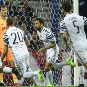 Champions, la Juve domina il Porto (0-2)