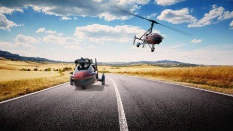 Ecco l'auto che vola, si chiama Liberty e costa 300mila euro: video e caratteristiche