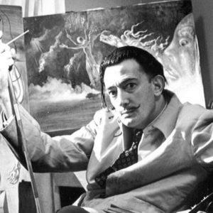 Salvator Dalì, principe clown della pittura moderna