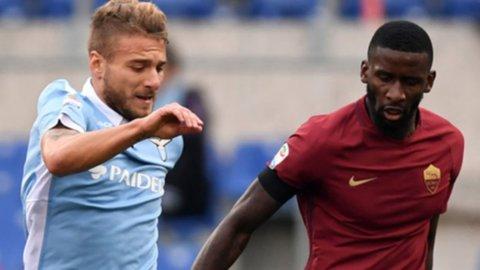 Lazio-Roma in Coppa Italia: le formazioni