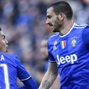 Juve: 1-1 a Udine, ma +8 sulla Roma