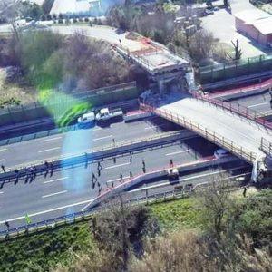 Ancona: crolla un ponte su A14, 2 morti
