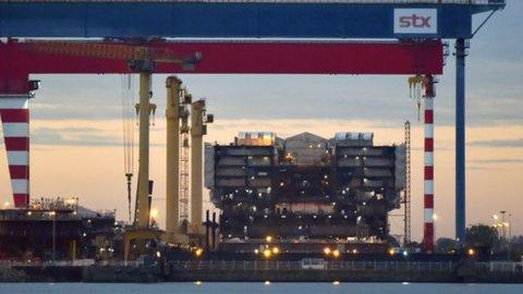 Fincantieri, Saint-Nazaire si allontana: Parigi pensa alla nazionalizzazione