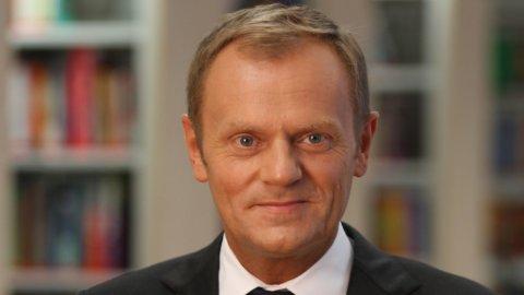 Consiglio Ue: Tusk confermato presidente