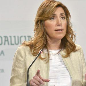 Psoe: Susana Diaz si candida a segreteria