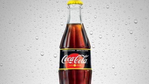 Coca-Cola, ecco la nuova bevanda al gusto di limone