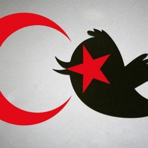 Twitter, attacco hacker turco in tutto il mondo