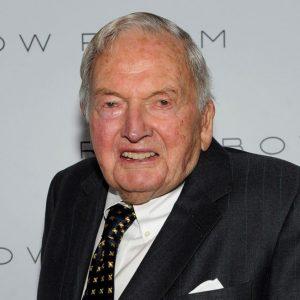 Scompare David Rockefeller, banchiere e filantropo: aveva 101 anni