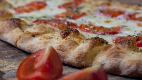 """Roma, """"la  città della pizza"""" per tre giorni"""