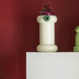 Design, The Indian Memory  con ceramiche di Sottsass